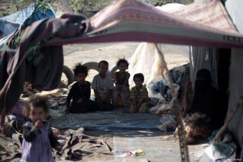 La ONU proporciona alimentos a 9,5 millones de yemeníes