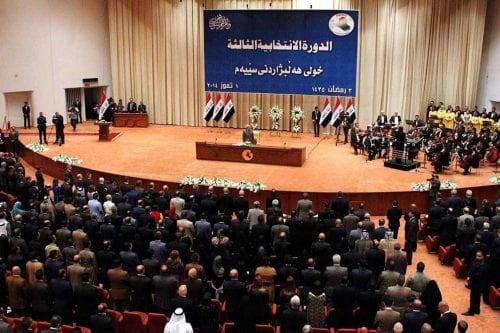 El Parlamento iraquí aprueba los presupuestos tras semanas de bloqueo