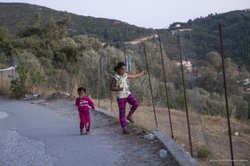 Crisis de refugiados en Grecia, y Europa sigue sin abrir…