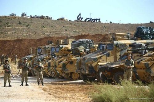 Siria exige la retirada inmediata de las tropas turcas del…
