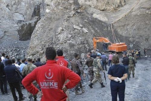 Turquía: seis muertos y un herido por el derrumbe de…