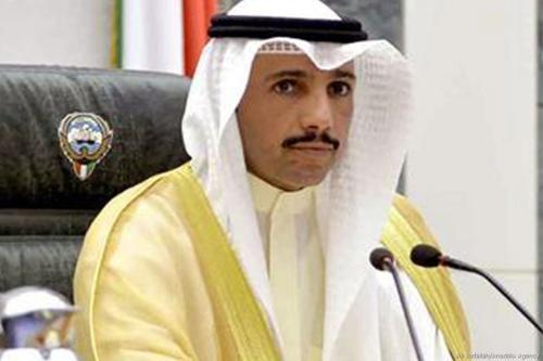 """Marzouq al-Ghanim ordena a los delegados de Israel que """"salgan"""""""