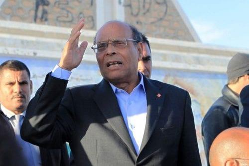 """Marzouki: """"Túnez ha perdido su independencia"""""""