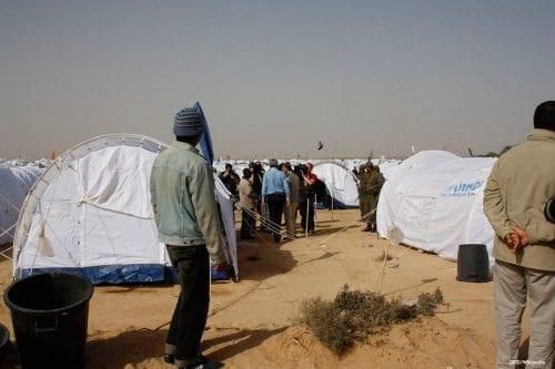 Migrantes son subastados como esclavos en Libia