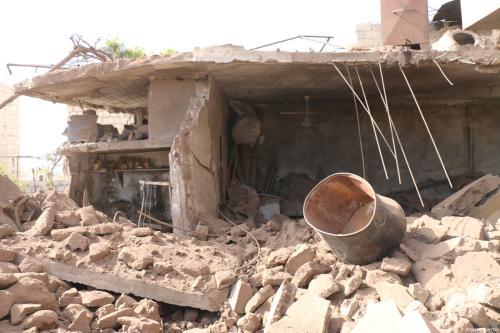 43 civiles han muerto tras un ataque a un mercado…