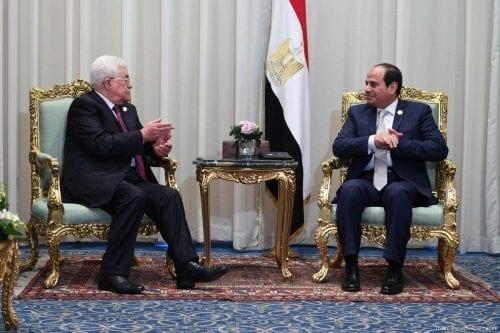 Palestina: Arabia Saudí y Egipto están utilizando el cruce de…
