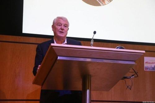 """Paddy Ashdown: """"Es evidente que en el conflicto en Yemen…"""