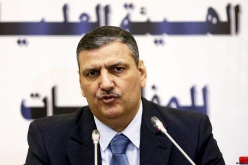 El jefe de la oposición siria comunica su dimisión