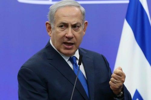 """Netanyahu podría actuar contra el """"imperio"""" de Irán"""