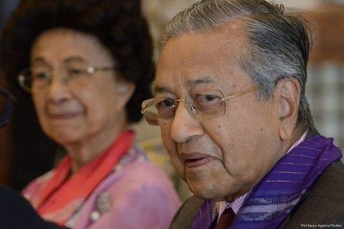 Terremoto político en Malasia