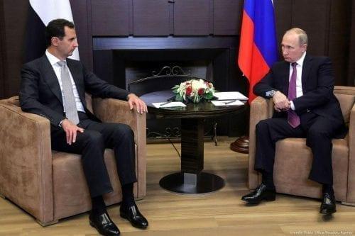 Tensión entre Irán y Rusia en Siria; pero sin llegar…