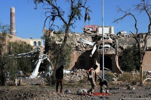 Yemen: La coalición liderada por Arabia Saudí mata a 39…