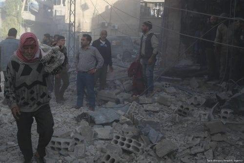 La coalición estadounidense mata a 23 miembros de una familia…