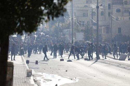 Más de 300 palestinos han sido arrestados en Jerusalén desde…