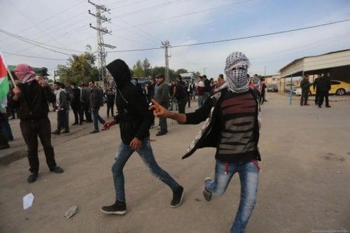 Protestas en Gaza contra la delegación de Bahrein en Jerusalén