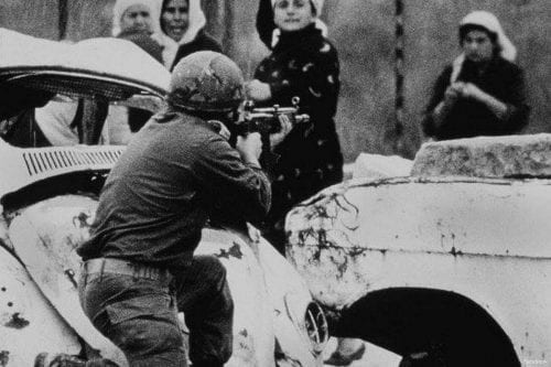 La Primera Intifada