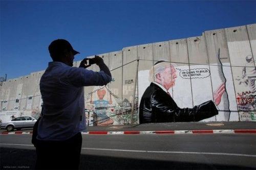 Trump y Palestina: Un año después