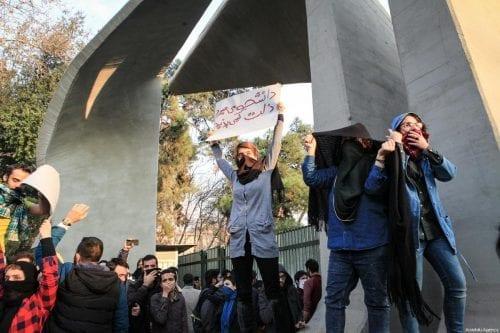 A pesar de las protestas, Irán pretende mantener su política…