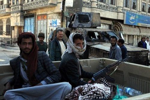 Gobierno yemení: 613 personas han sido víctimas de los hutíes…