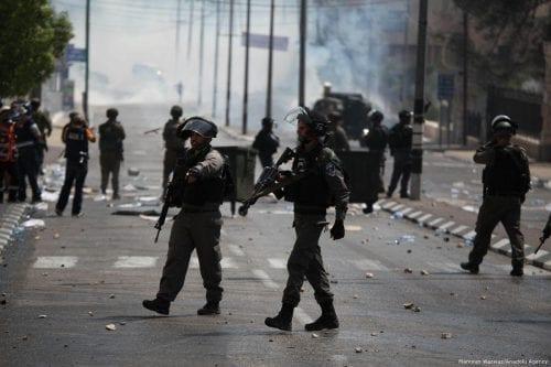 Palabras y hechos: La génesis de la violencia israelí