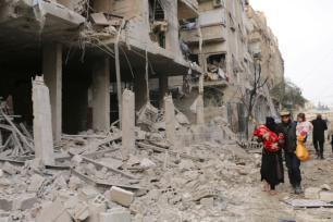 'El régimen asesina a gente mientras el mundo entero se…