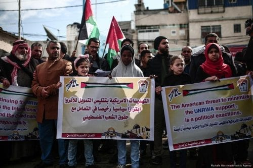 UNRWA reduce su déficit de 446 a 21 millones de…