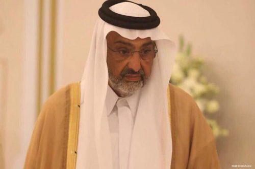 Un miembro de la familia real qatarí asegura estar retenido…