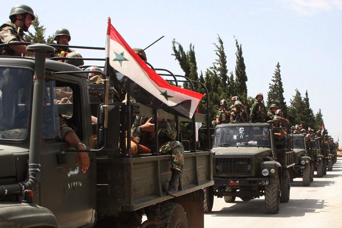 El ejército sirio ataca el último bastión rebelde de Idlib – Monitor ...