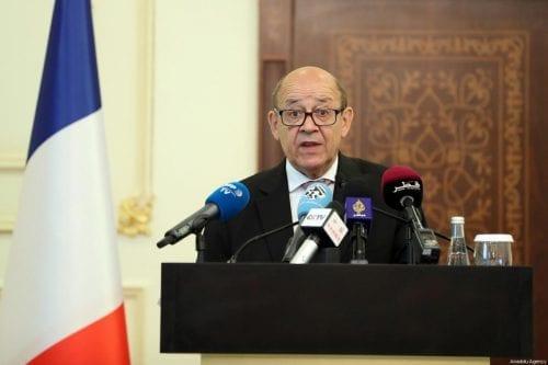 El gobierno francés afirma que no abandonará Siria hasta que…
