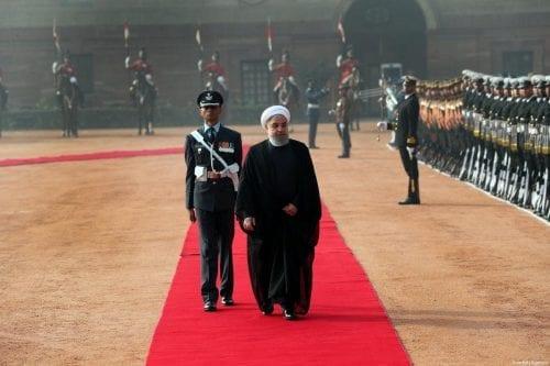 El presidente iraní se compromete a cumplir con los compromisos…