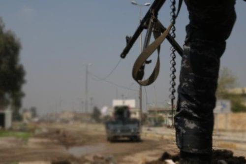 El ejército sirio refuerza sus posiciones cerca de la zona…