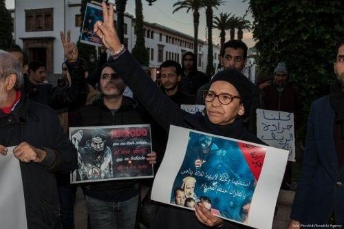 """La oposición marroquí pide una reunión """"urgente"""" por la situación…"""