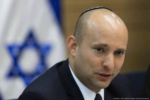 Un ministro israelí propone bombardear a niños gazatíes