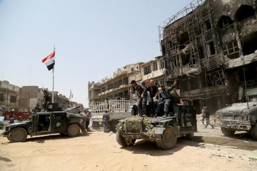 Detrás de la fachada de la democracia, Irak es un…