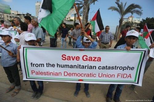 Aquellos que utilizan a los palestinos ahora protestan por ser…