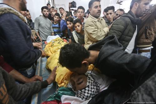 Israel devuelve el cuerpo del pescador palestino asesinado