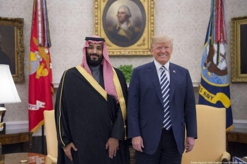 Trump respalda al príncipe heredero saudí a pesar del asesinato…