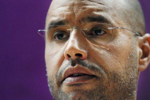 Saif al Islam Gaddafi anuncia su candidatura a la presidencia…