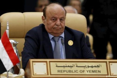 Hadi se compromete a mantener conversaciones de paz con las…