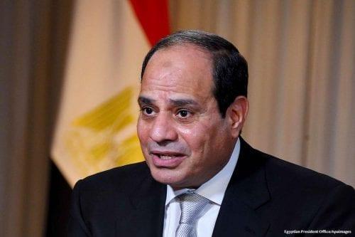 """Al-Sisi: Egipto no está """"listo para la democracia"""""""