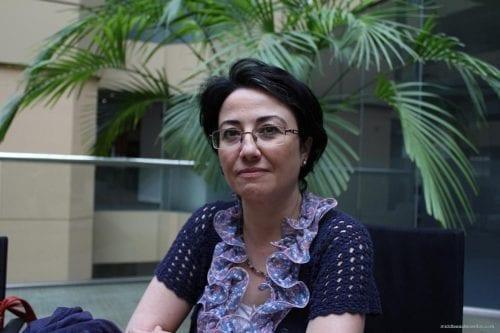 Una parlamentaria árabe-israelí desafía a la Kneset