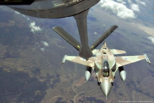 Israel insinúa que podría golpear a la 'fuerza aérea' de…
