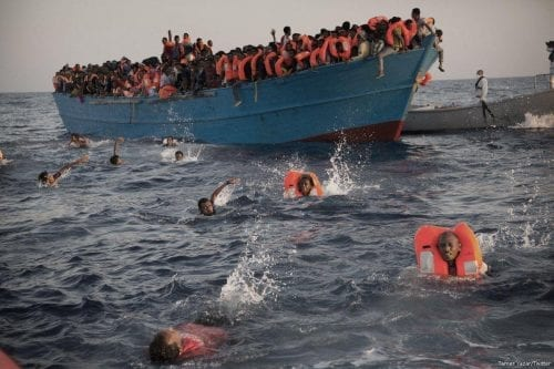 2.241 personas han muerto en el Mediterráneo este año