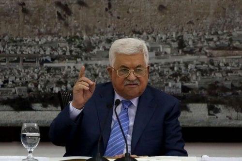 Abbas promete continuar la lucha contra el movimiento de la…