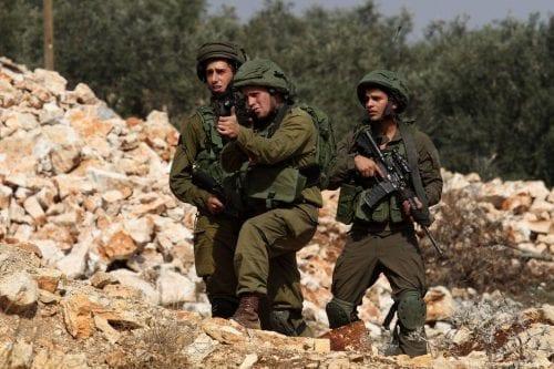 Nablús: Fuerzas israelíes abren fuego contra niños
