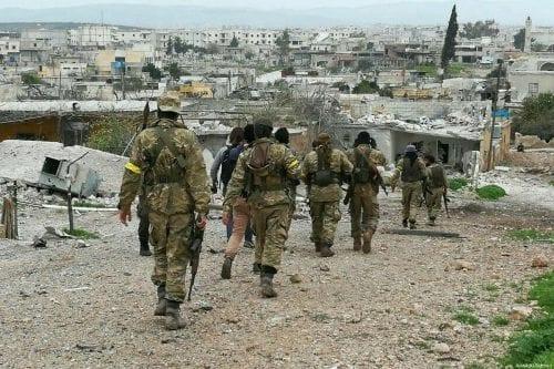 Según Erdogan, Turquía y la FSA han perdido cientos de…