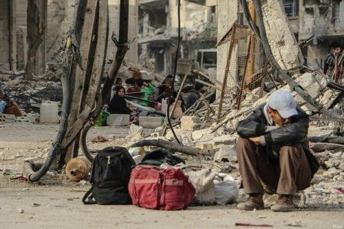 """Las intervenciones en Oriente Medio siempre tienen intereses """"nacionales"""", no…"""