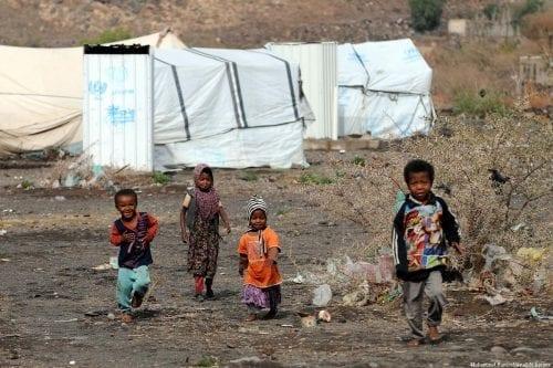 Demasiados niños han perdido ya la infancia en Yemen
