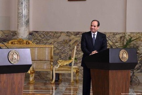 Está claro que Sisi no tiene ninguna vergüenza y que…