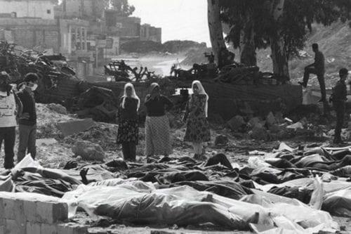 Recordamos la masacre de Deir Yassin